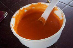 caramel colour for soups
