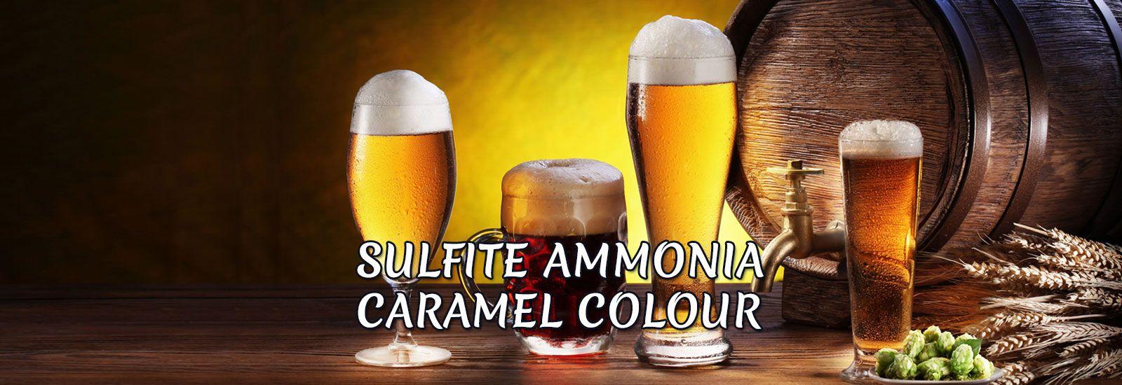 Caramel Colour Type IV E150d